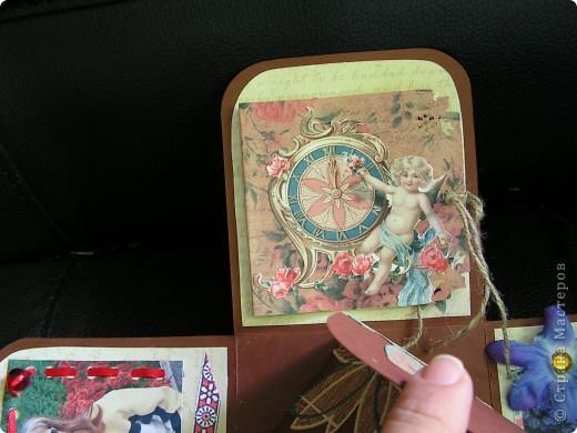 коробочка-открытка 2 фото 5