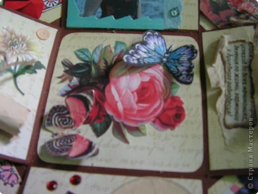 коробочка-открытка 2 фото 8