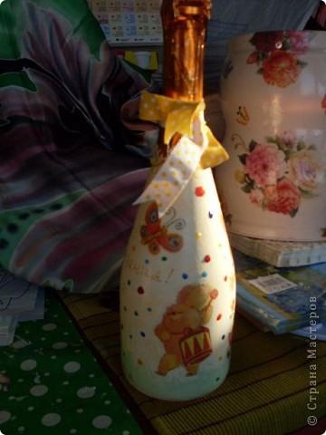 Эта бутылочка подарена девочке на 12 лет. фото 6