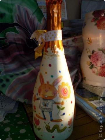 Эта бутылочка подарена девочке на 12 лет. фото 7