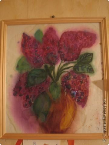 Мой рисунок маме ко дню 8 марта!!! фото 1