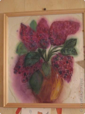 Мой рисунок маме ко дню 8 марта!!! фото 2