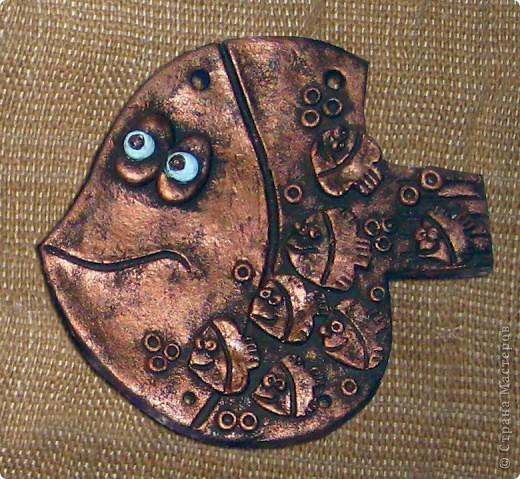 рыба мама фото 1