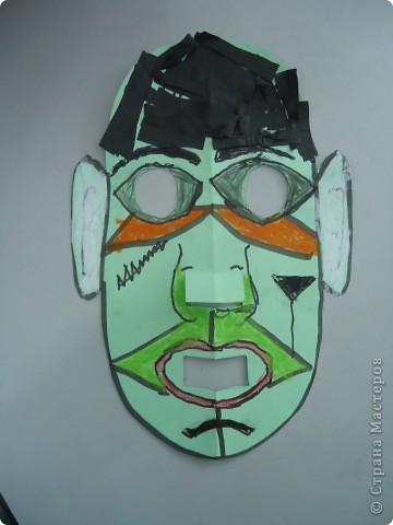Черные пантеры и другие бумажные маски... фото 10