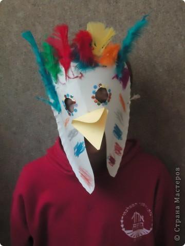 Черные пантеры и другие бумажные маски... фото 4