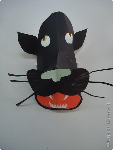 Черные пантеры и другие бумажные маски... фото 3