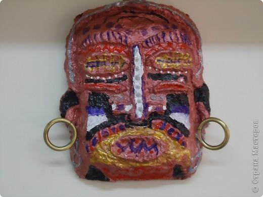 Африканские маски - продолжение фото 2