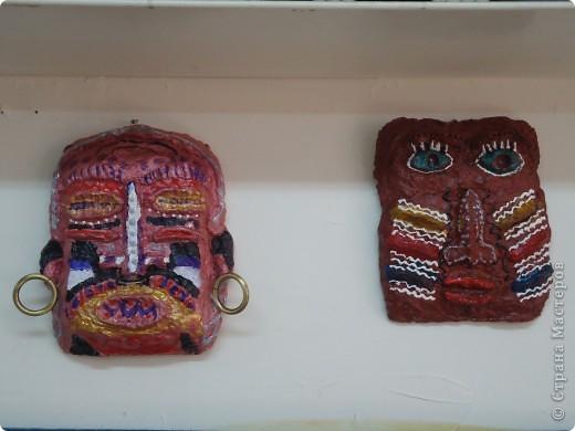 Африканские маски - продолжение фото 4