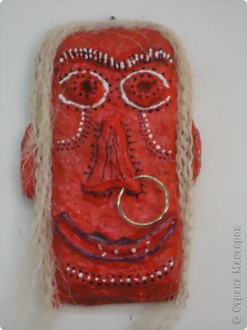 Африканские маски - продолжение фото 1
