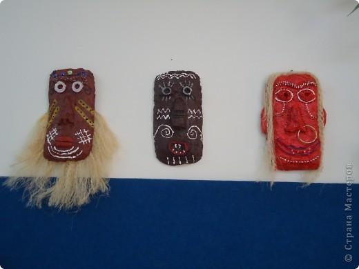 Африканские маски - продолжение фото 5