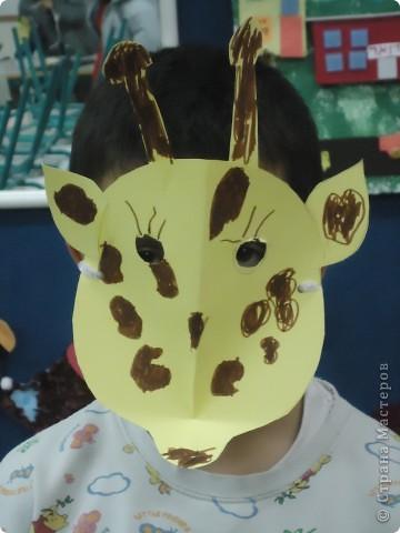 Черные пантеры и другие бумажные маски... фото 9