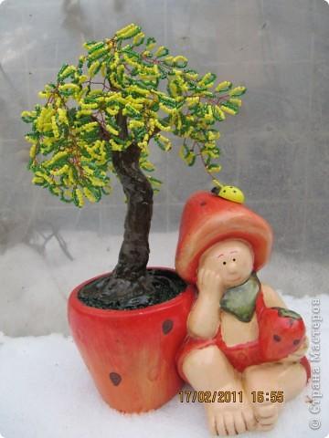 """Дерево любви """"Сакура"""". Дерево любви – символ любви, мощный талисман для зоны любви. Помогает привлечь любовь в свою жизнь, а также укрепить семейные отношения.  фото 4"""