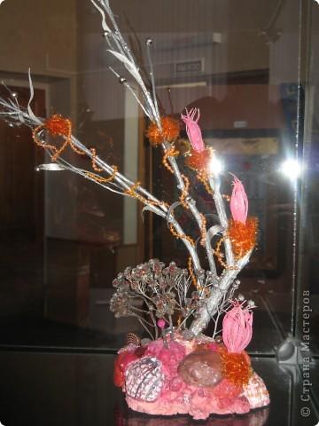 Хочу вам показать работы с выставки, которые мне понравились. Первые две фотки с моими работами в технике модульное оригами. фото 18