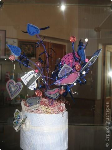 Хочу вам показать работы с выставки, которые мне понравились. Первые две фотки с моими работами в технике модульное оригами. фото 21