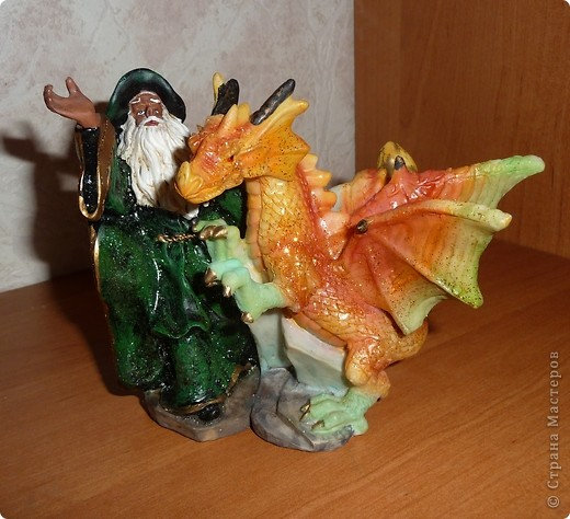Копилка.Вылупляющийся дракон. фото 2