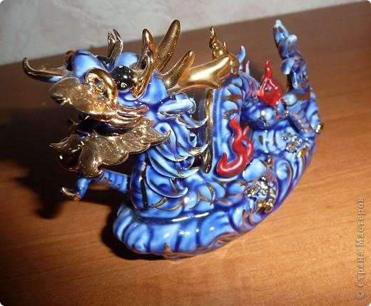 Копилка.Вылупляющийся дракон. фото 14