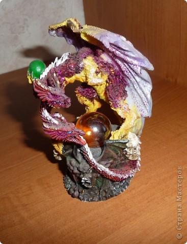 Копилка.Вылупляющийся дракон. фото 21