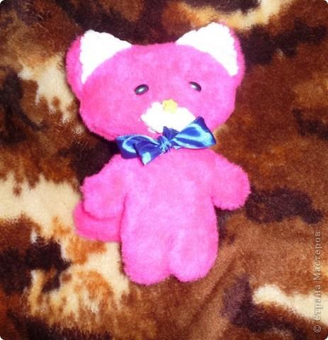 Вот такого медвежонка 55см сшила Мария(12 лет) для младшей сестрёнки Саши. фото 3