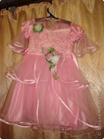 Это платье было решено обновить к утреннику. фото 6