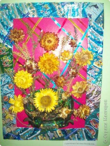 Добро пожаловать в наш сад! Эти прекрасные поделки из фанеры сделаны нашим педагогом по ИЗО Дуркиной Ириной Владимировной. фото 13