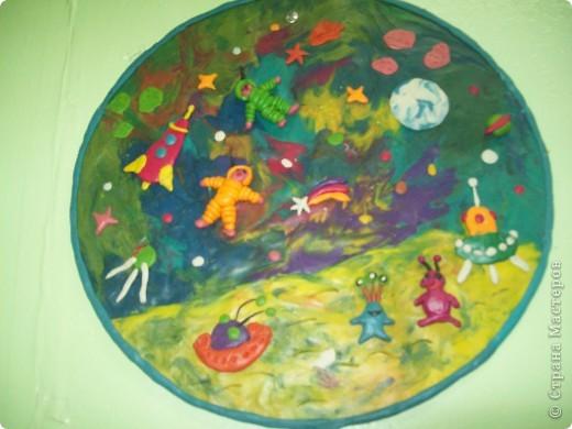 Добро пожаловать в наш сад! Эти прекрасные поделки из фанеры сделаны нашим педагогом по ИЗО Дуркиной Ириной Владимировной. фото 10