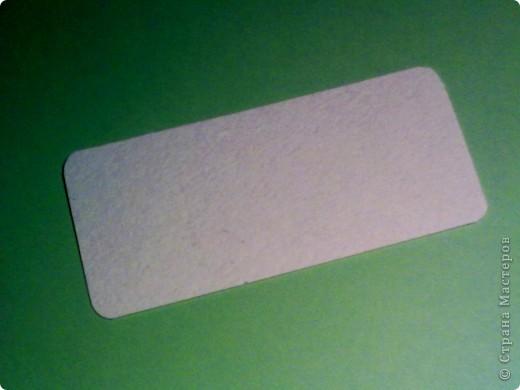 """Предлагаю небольшой мастер-класс по изготовлению открытки """"С Днем рождения"""" для начинающих.  Вырезать заготовку для открытки 15х30 из плотной белой бумаги (у меня цвет - слоновая кость). Сложить заготовку пополам. Для этого в месте сгиба проведите спицей, я делаю это канцелярским ножом, лишь слегка надрезая бумагу. Это поможет сделать сгиб ровным, без заломов. фото 7"""