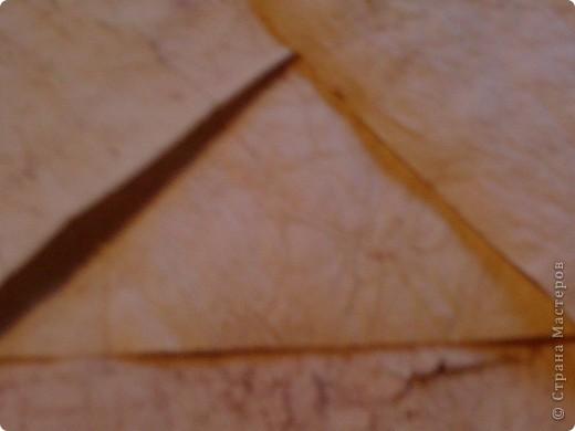 Вот уже состаренная бумага. фото 6