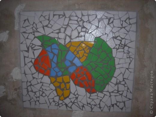 Рыба на стене фото 1