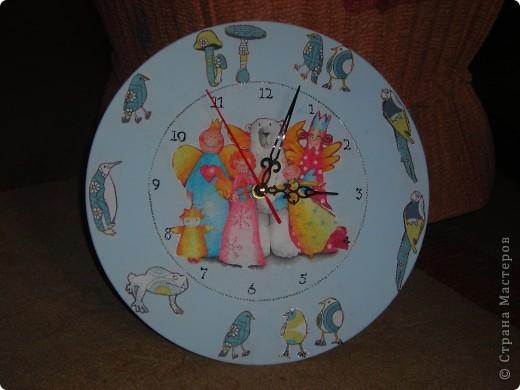 Часы для группы детского сада фото 1