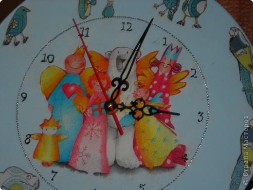 Часы для группы детского сада фото 2