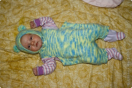 Март-марток, одевай шерстяной порток :)