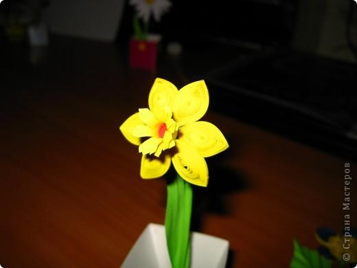 какой то цветочек, делала по фото фото 1