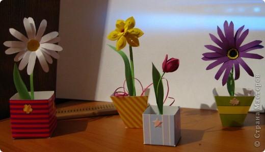 какой то цветочек, делала по фото фото 3