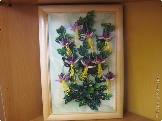 """Хотела сделать цветок """"Декабрист"""". Получилось ??? фото 1"""