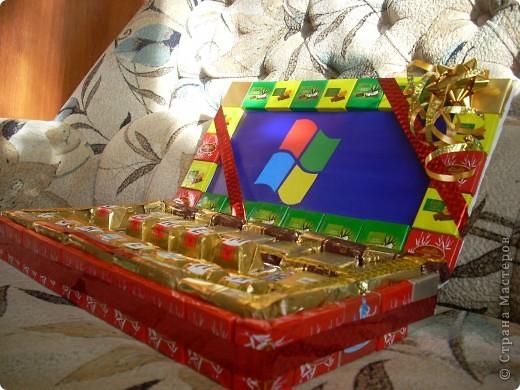Ноутбук на день рождения сыну. Надеюсь ему понравится. Спасибо за идею. фото 2