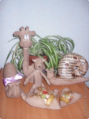 Кофейные игрушки фото 6