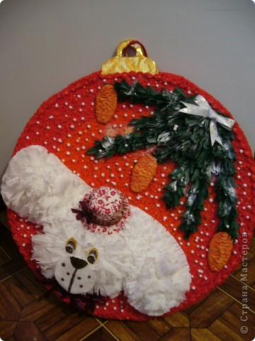 новогодний шарик... фото 1