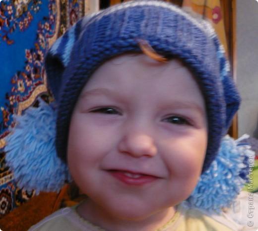 шапка-носок фото 6