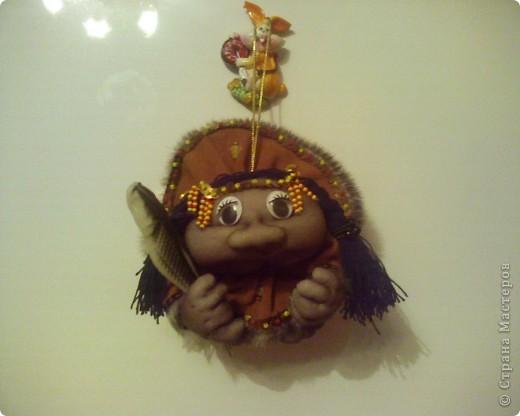 камчатский кукла-попик