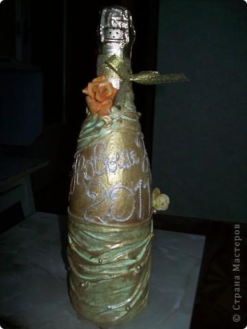 Первая бутылочка была сделана на заказ....желание заказчика видеть в бутылке спартанца))))...правда был здесь еще и шлем..но я его забыла сфоткать...вот, все что есть. фото 3