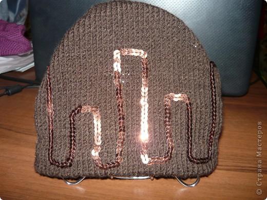шапка-носок фото 1