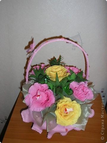 сладкие корзинки фото 2