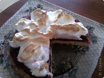 Хочу поделиться рецептом простого,но вкусного тортика. фото 2