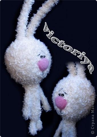 Новый зайчишка :) фото 1