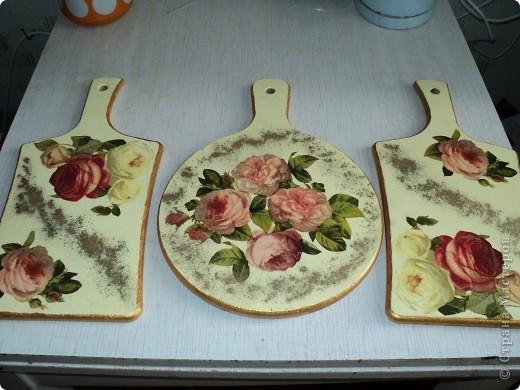 Кухонные доски на заказ фото 1