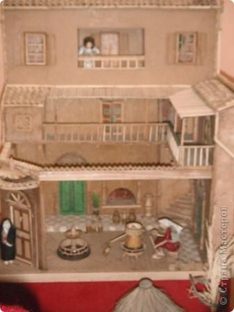 """Сувенирчики сделаны в традиционном алжирском стиле,Глиняная основа посыпанная песком из Сахары и с камнем который здесь называют """"Розы песчаные"""" и деревце -пальма фото 14"""