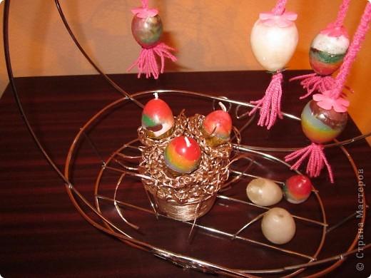 яйца из воска фото 1