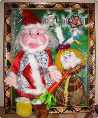 """Давно хотела научиться делать кукол в технике """"текстильная скульптура"""", ваш сайт мне очень помог в этом деле!Спасибо! фото 2"""