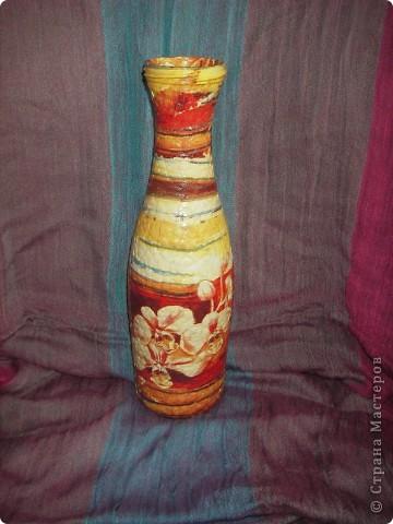 ...превращается,превращается...в симпатичную вазу! фото 1