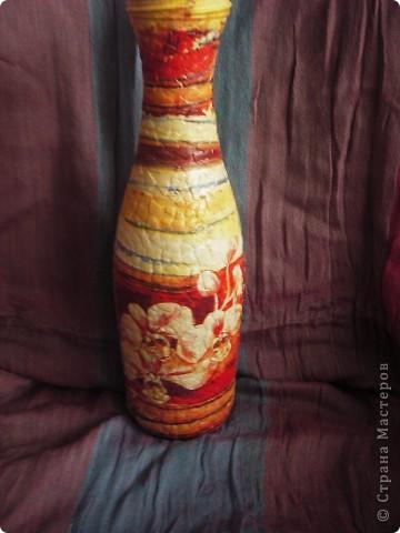 ...превращается,превращается...в симпатичную вазу! фото 3